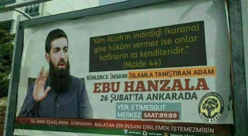 Alleged ISIL leader to give speech at Islamic conference in capital Ankara