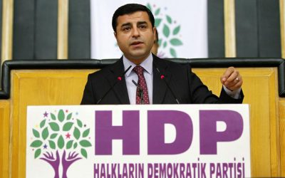 5-month sentence given to jailed HDP Co-chair for 'insulting' Turkish nation