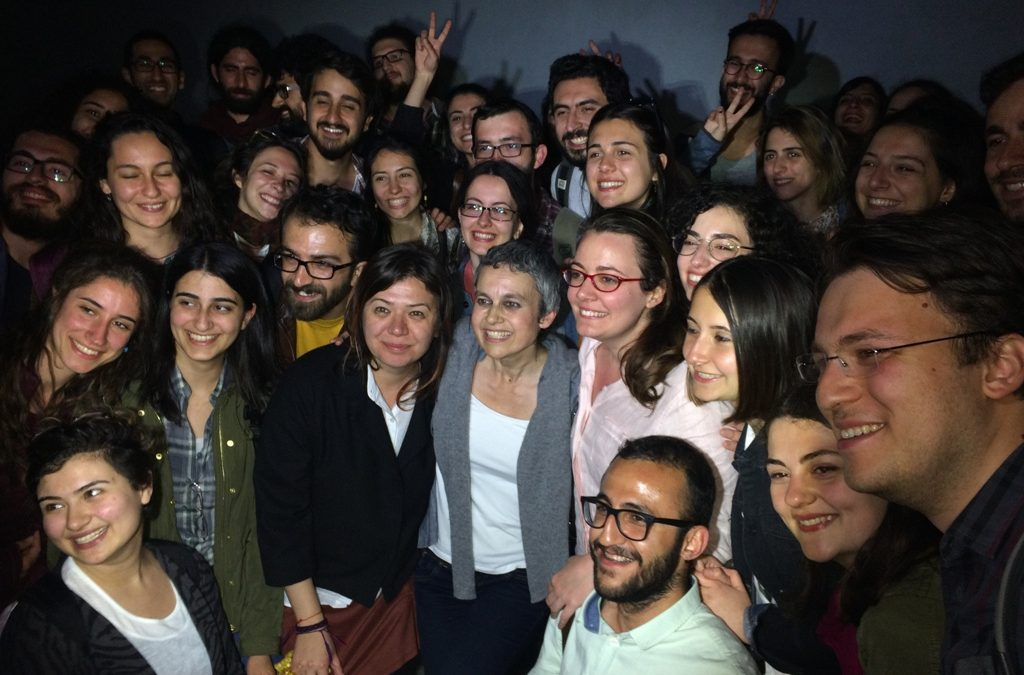 Half of 330 academics purged by latest gov't decree signed peace declaration