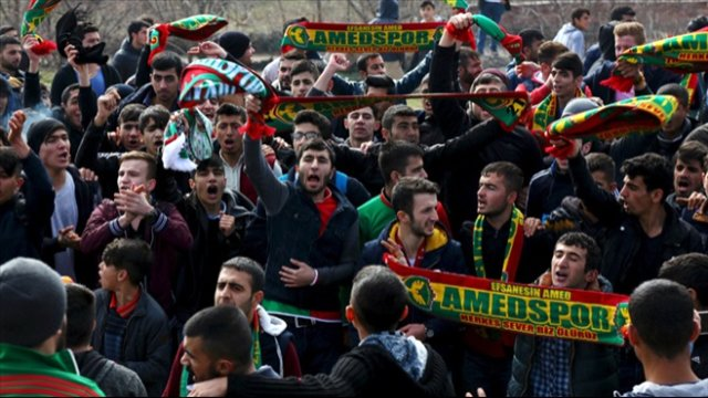 Gov't appointed mayor asks football club to change pro-Kurdish name