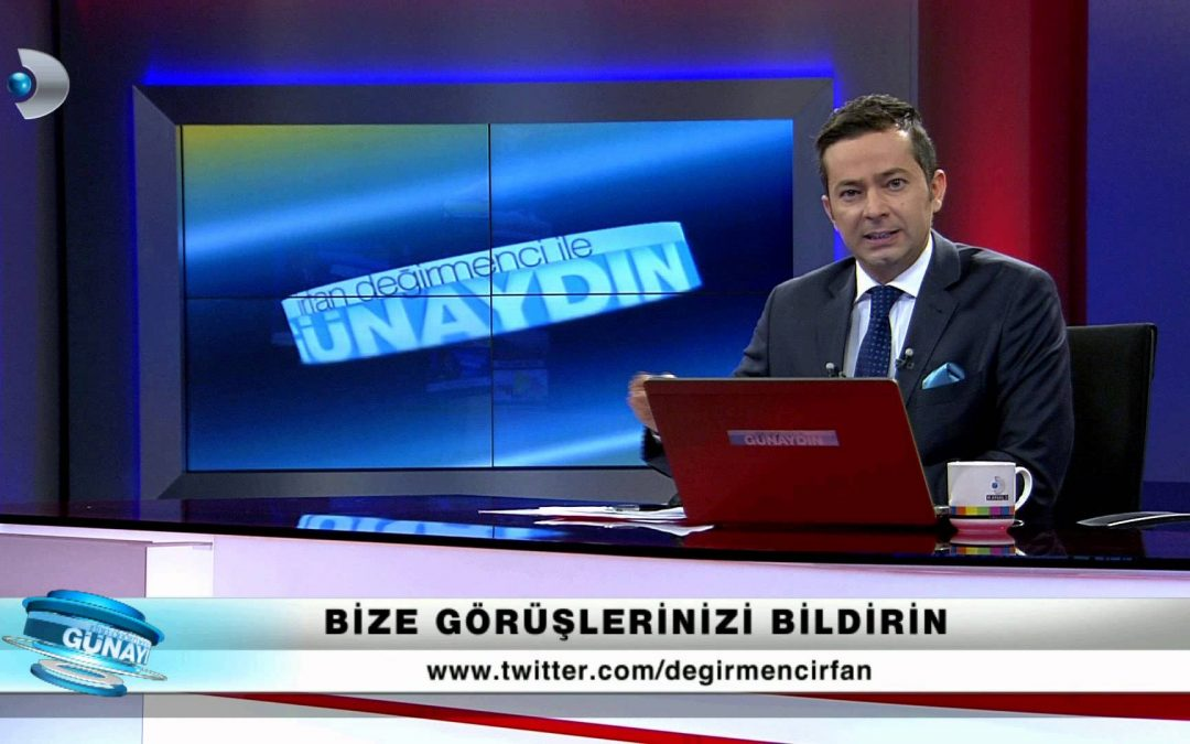 "Doğan media anchorman fired after announcing he will vote ""No"" in presidential referendum"