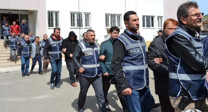 30 police officers detained over alleged coup involvement