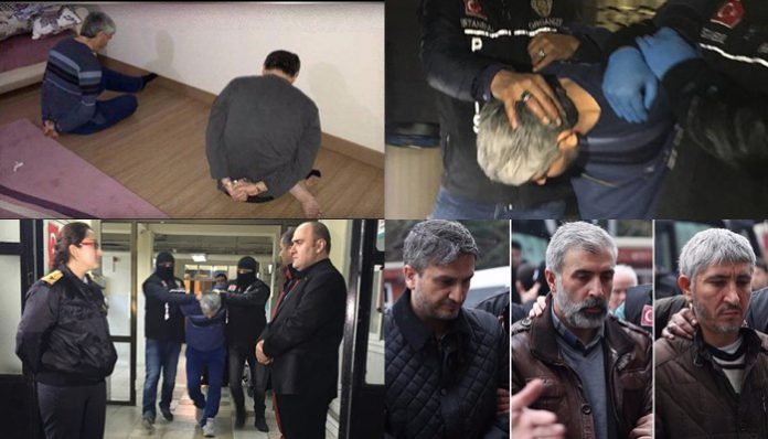 Dismissed judge, two prosecutors arrested over coup charges