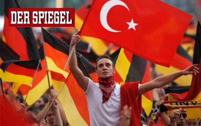 Der Spiegel: Turkish consulate officials involved in spying activities not only in Germany