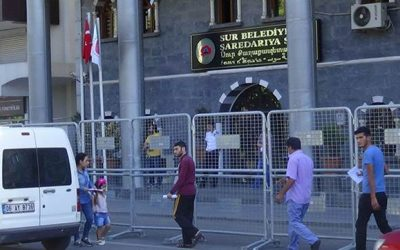 Gov't-seized municipality asks personnel to vote 'Yes' in presidential referendum