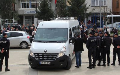 17 detained in Giresun, Trabzon, Sivas, Samsun over alleged coup involvement