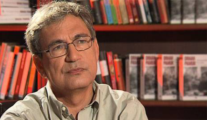 Doğan's flagship Hürriyet censors interview with Orhan Pamuk as Nobel laureate joins 'No' camp in referendum
