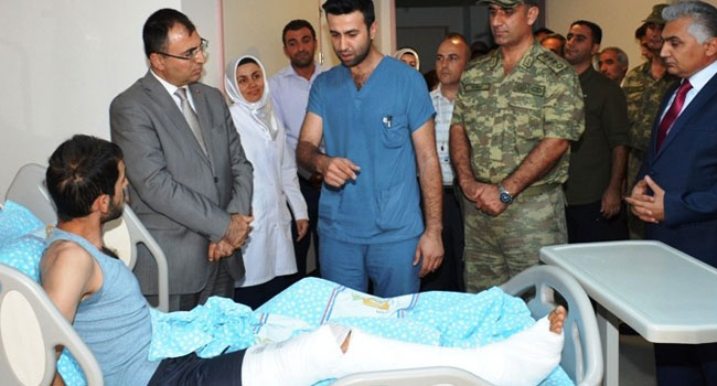 Injured during PKK attack, veteran sergeant being denied surgery after post-coup dismissal