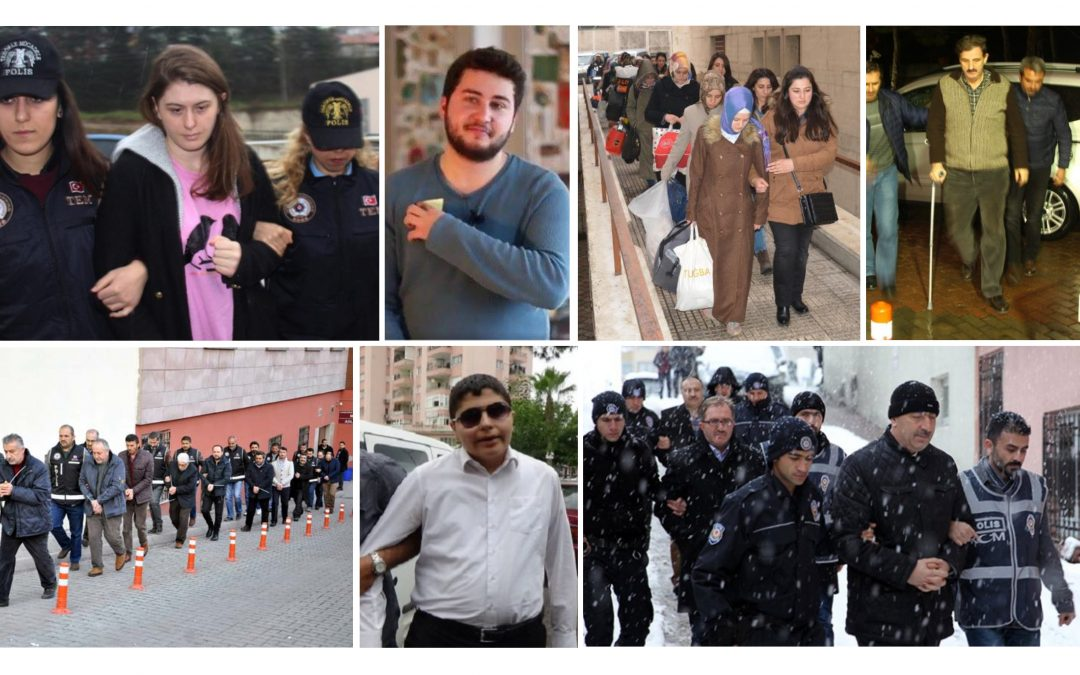 2586 detained, 423 jailed in post-coup operations throughout March