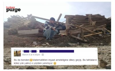 Turkey's purge turns math teacher into construction worker