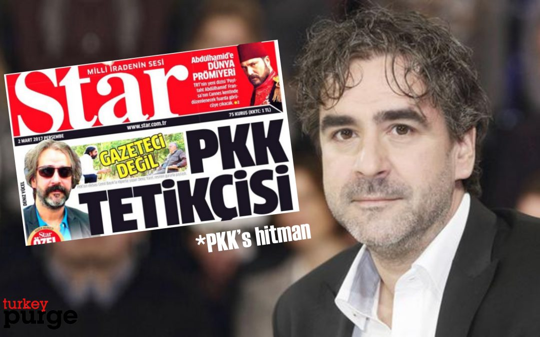 Pro-gov't Star daily says jailed Die Welt reporter 'not a journalist, but a PKK hitman'