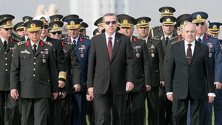 Defense minister: 22,920 dismissed from Turkish military to date