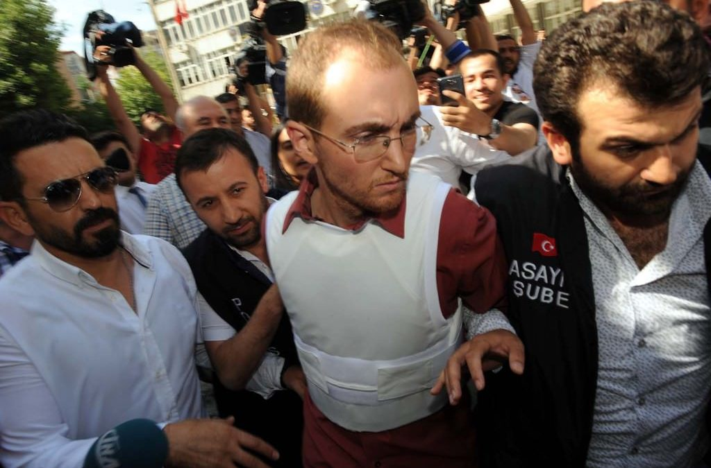 Turkish serial killer says he carried out people's will by 'executing' Gülenists