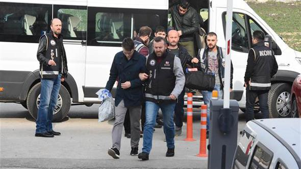95 more including military officers, police, academics detained over Gülen links