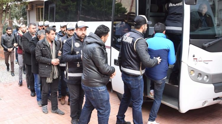 30 civilians detained in 21 provinces over alleged coup involvement