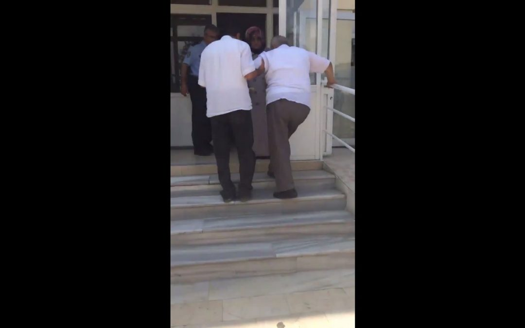 [VIDEO] 86-year-old Isparta man in prison for months over alleged coup involvement