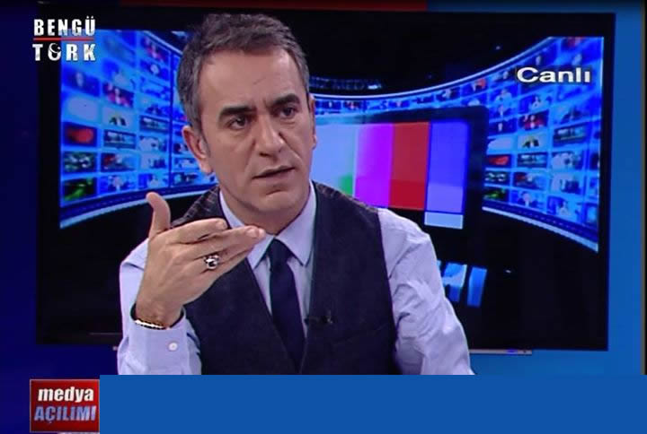 BengüTürk TV editor says fired for resisting against Yes campaign ahead of prez referendum