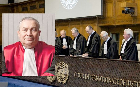 Turkey referred to UN Security Council over detained judge