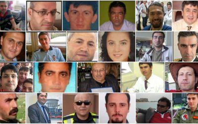 Monitoring group documents 53 suspicious deaths in/outside Turkish prisons since coup attempt