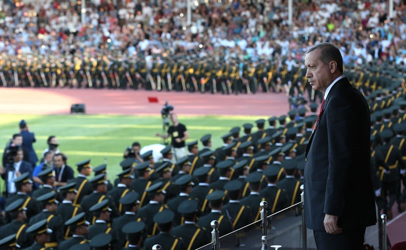 Turkey says 16,409 students dismissed from military schools since coup attempt