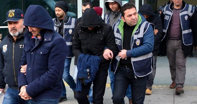 Police officers detained over coup charges after detaining other police officers with same accusations