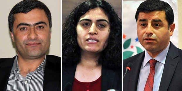 Kurdish politicians including HDP co-chair Demirtaş to go on hunger strike in protest of prison conditions