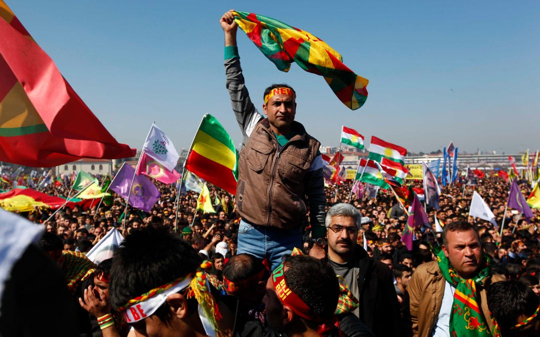 Turkish government cancels Newroz celebrations in İstanbul, Ankara