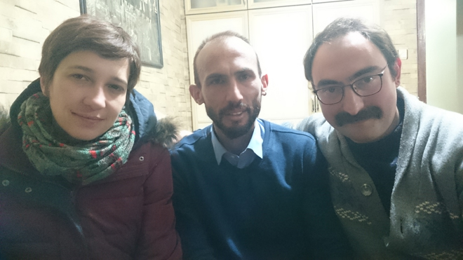 [VIDEO] Dismissed academics once again beaten, detained by police after protest