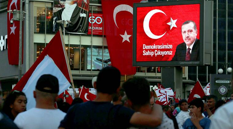 Turkey says it dismissed 108,290 public workers, suspended 30,618 since coup attempt