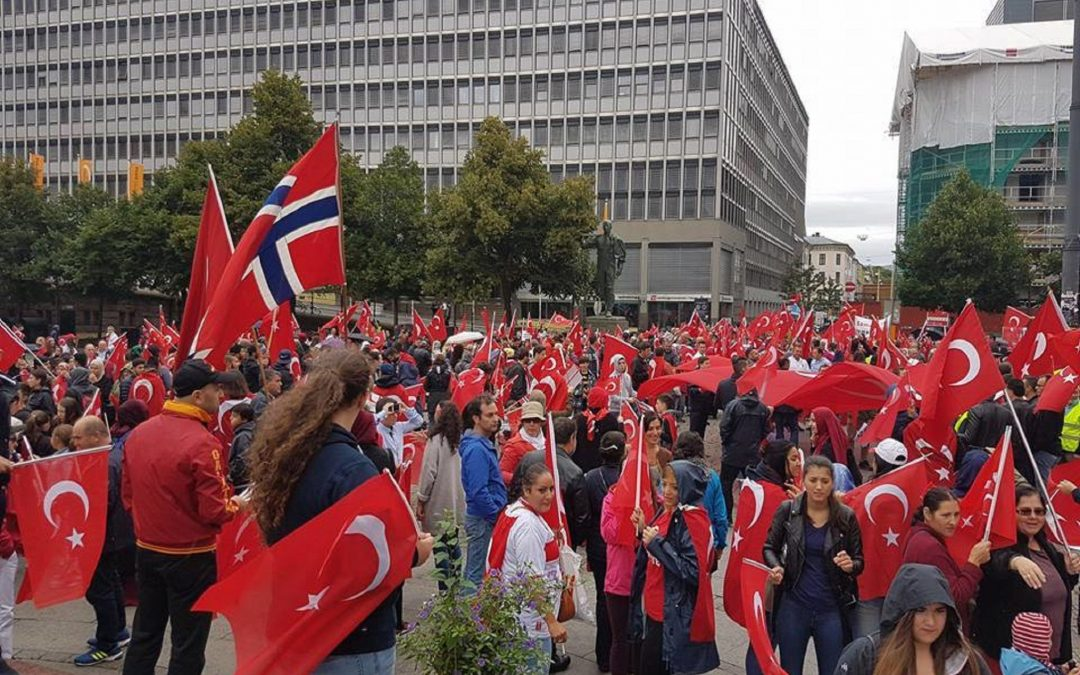 Turkey files complaint over Norwegian article that suggests the coup attempt was hoax
