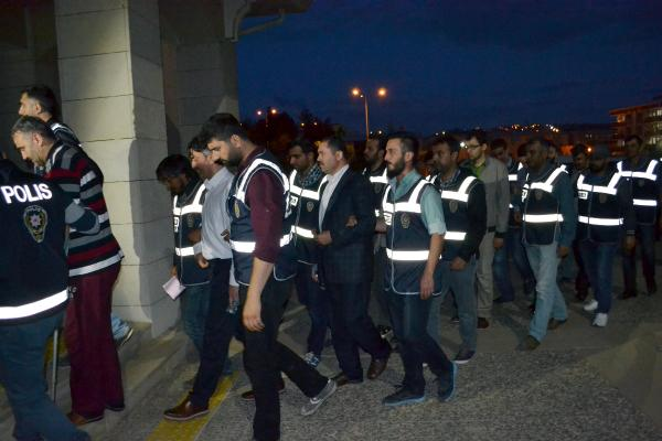 21 detained in Siirt-based operation due to alleged coup involvement