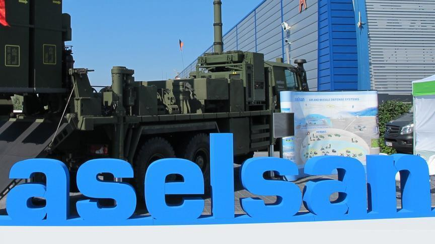 Detention warrants issued for 84 at defense contractor ASELSAN