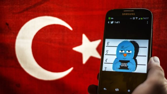 Police detain 6 in Bingöl over tweets 'favoring terrorism'