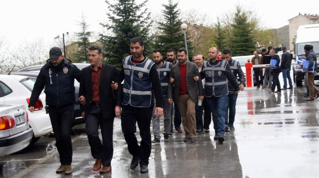65 civilians detained in 28 provinces over alleged coup involvement