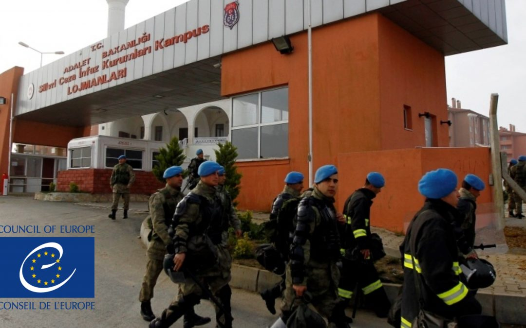 Council of Europe's anti-torture committee: Ankara doesn't allow report on Turkish prisons to be published