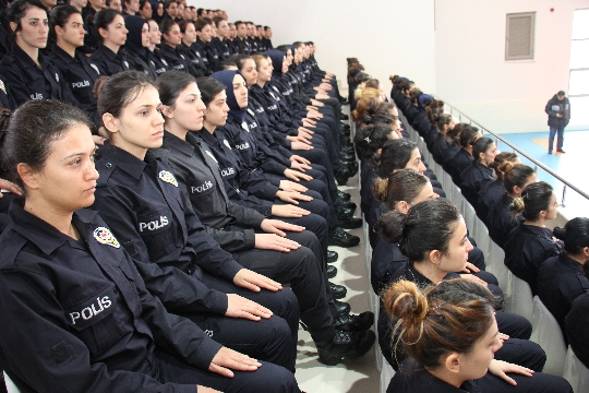 [VIDEO] Turkey's female police officers vow vengeance: May revenge be everlasting!