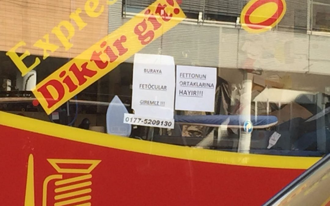 Turkish tailor in Germany refuses to serve Gülen followers