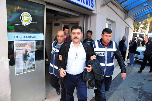 75 civilians jailed over alleged coup involvement in Kayseri, Ankara, Manisa, Kahramanmaraş
