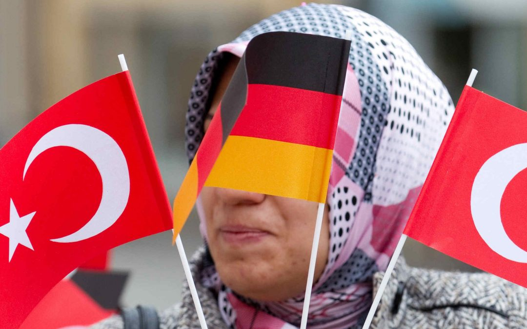 20 Turks face investigation on spying charges in Germany