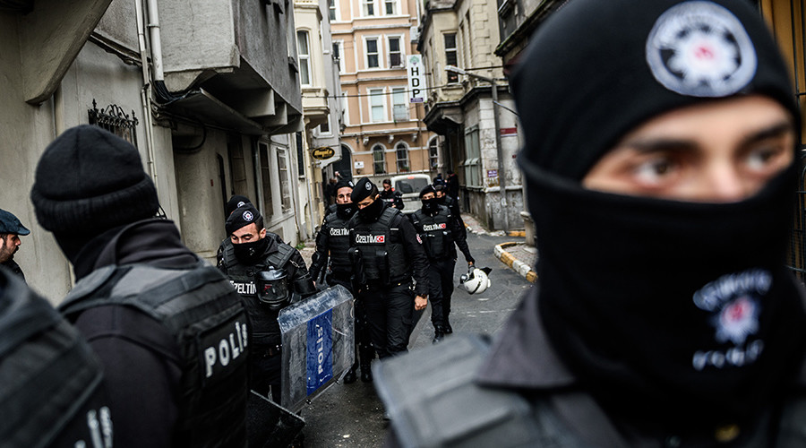 [FULL LIST] Turkish government suspends 9,103 more police officers