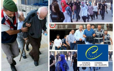 Council of Europe puts founding member Turkey on watchlist over post-coup abuses