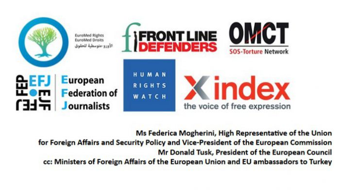 Rights groups urge EU action against post-coup abuses in Turkey