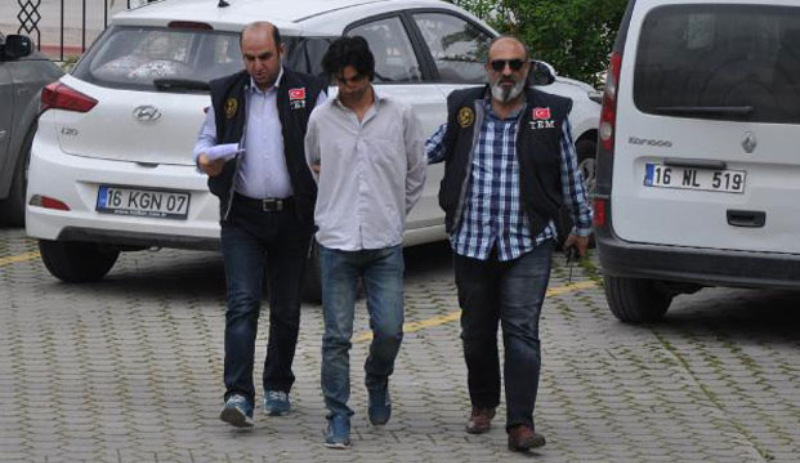 Bursa man jailed for wearing pro-Kurdistan t-shirt while casting vote