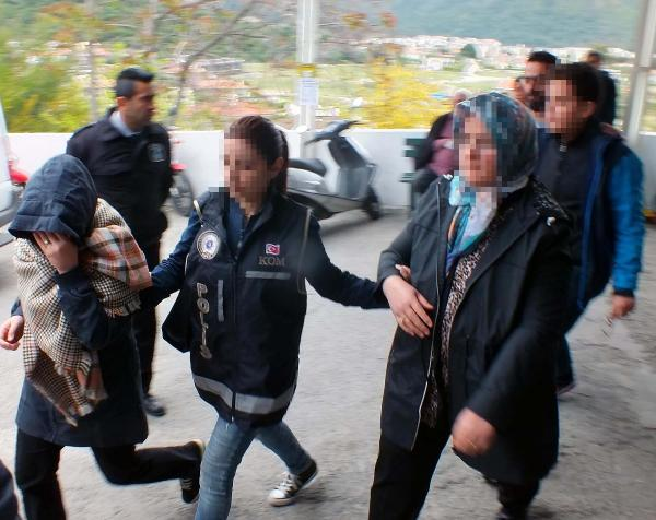 Turkish family detained while fleeing Turkey's post-coup dragnet to Greece