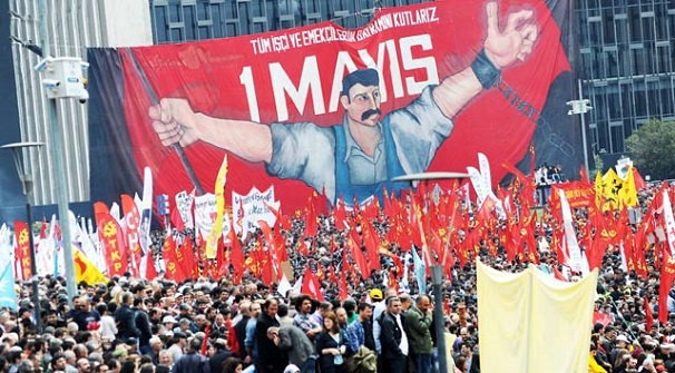 Turkey bans May Day celebrations in Taksim Square