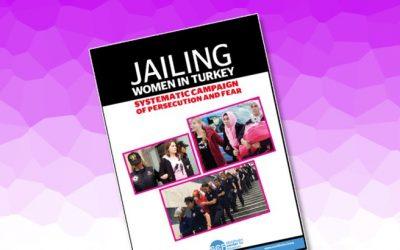 17,000 women, 515 babies in Turkish prisons: SCF report