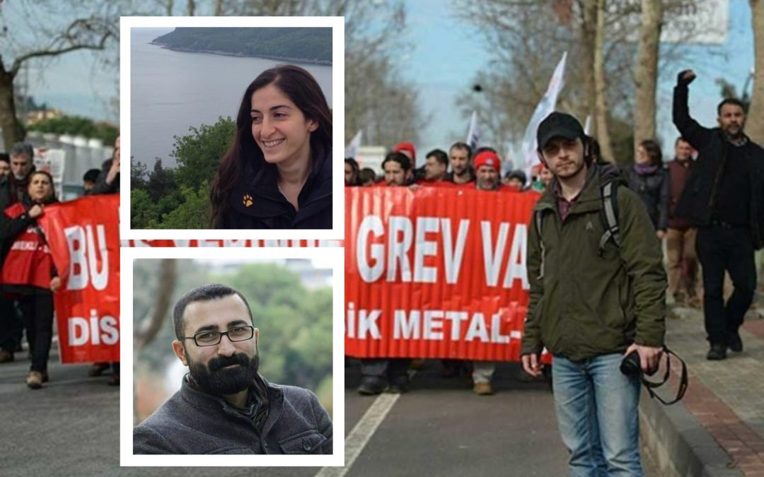 Turkey jails 3 more journalists over terrorism charges
