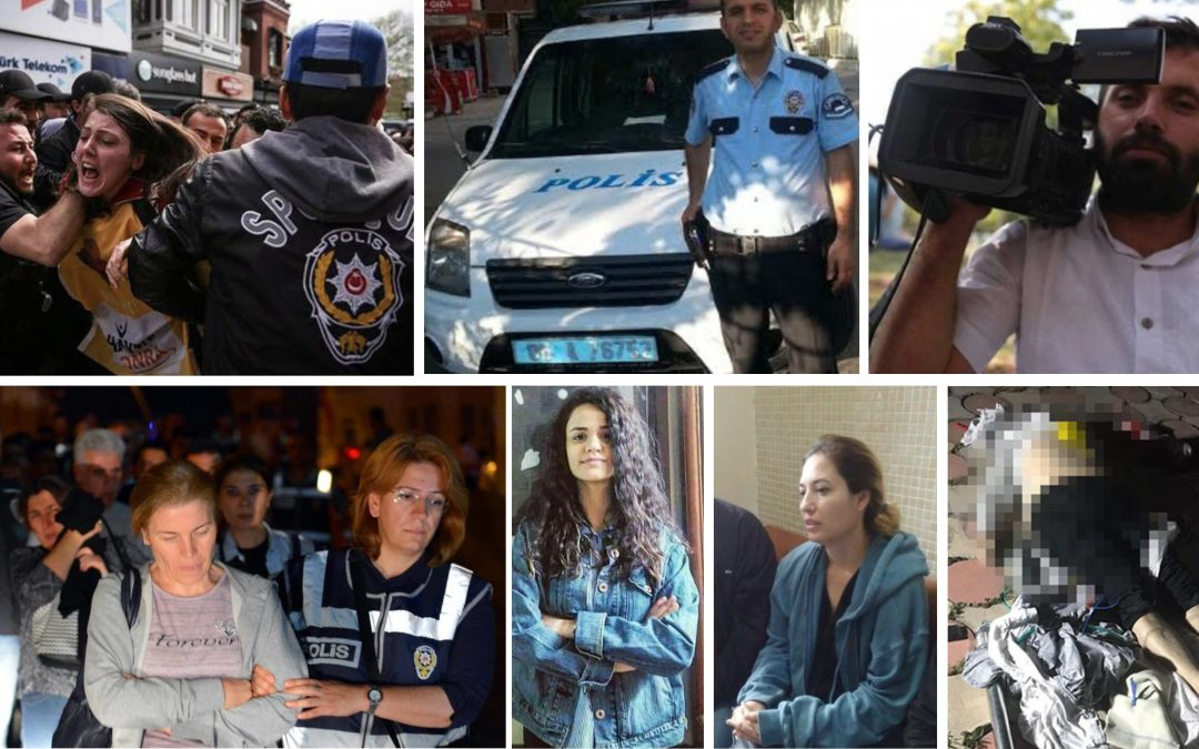 TURKEY PURGE IN PAST 15 DAYS: 1257 detained, 264 jailed over coup charges