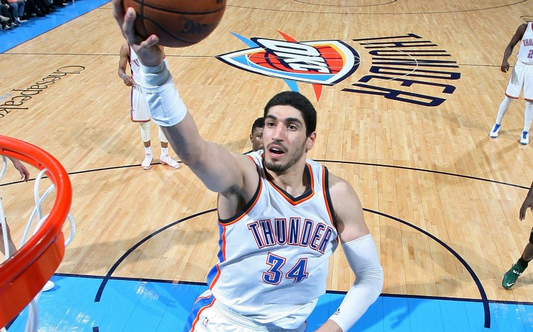 Enes Kanter Has Passport Cancelled, Faces Deportation to Turkey