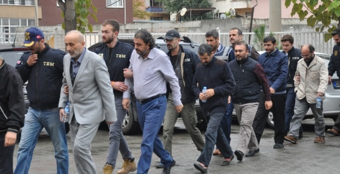 Minister: 891 detained over alleged Gülen links, 41 for social media posts, in past week
